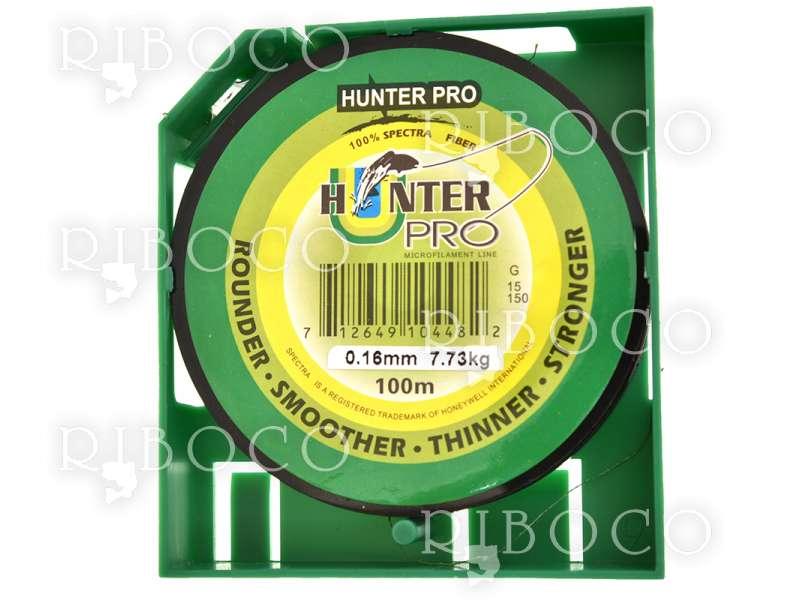Плетено влакно Hunter Pro 100 m