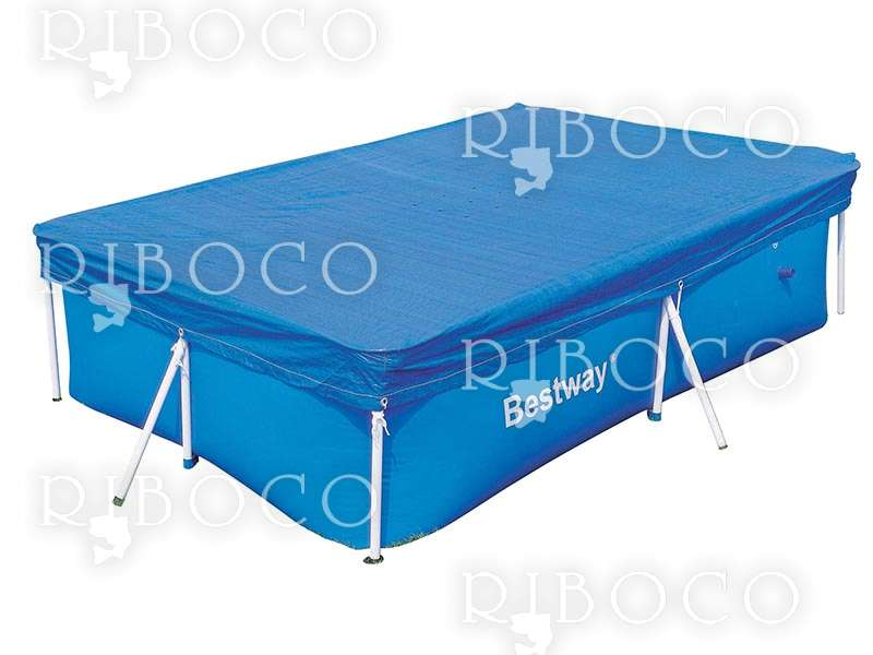 Parts & Accessories Covers Bestway 58105 Frame Pool Cover ...