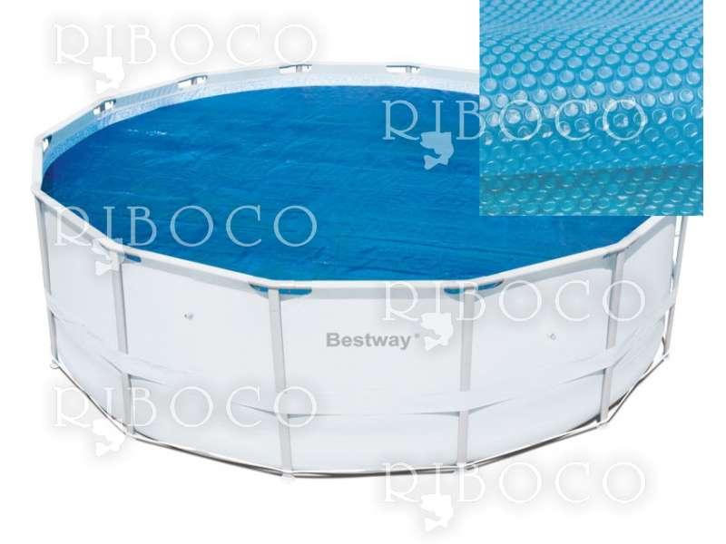 Соларно покривало Bestway 58253 за басейн d 488 cm модел 56266