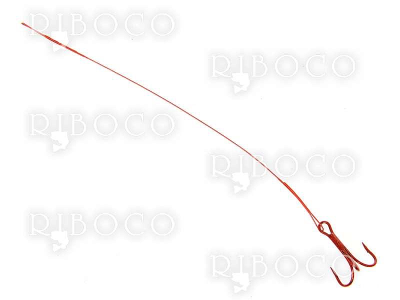 Тройка с повод за щука BELUGA - 1 бр
