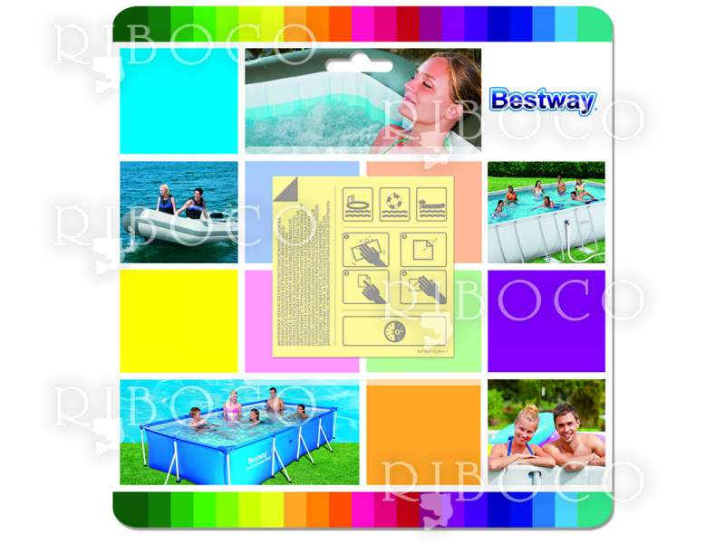 Ремонтен комплект Bestway 62091 REPAIR KIT