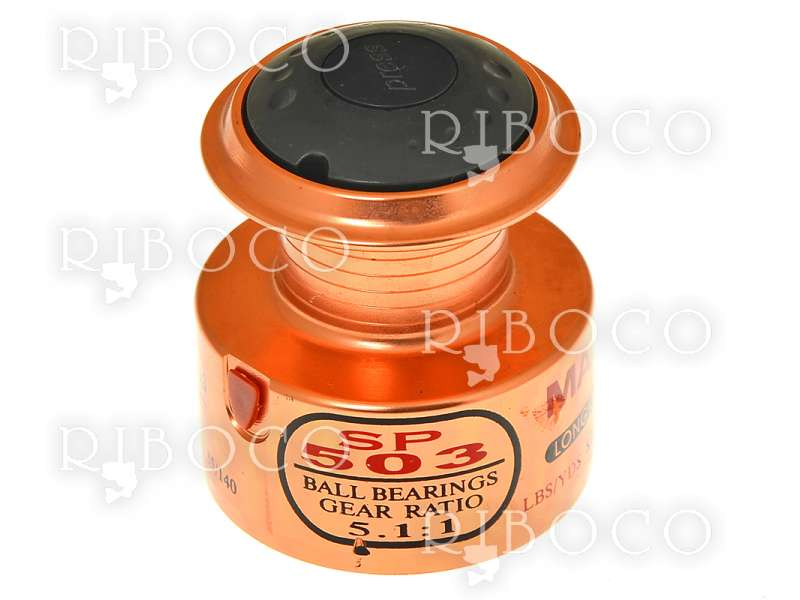 Допълнителна - резервна алуминиева шпула за макара Master SP503, SP504, SP505, SP506