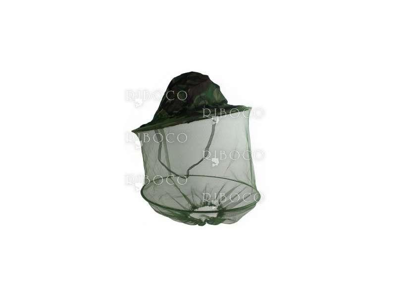Рибарска шапка против комари