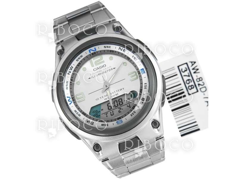 Мъжки часовник Casio AW-82D-7АVES