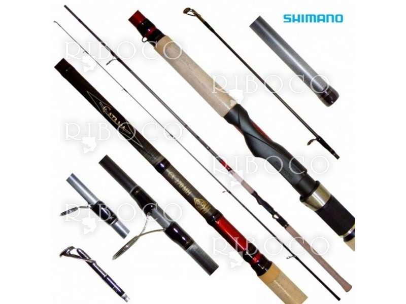 Риболовен прът Shimano CATANA CX SPINNING