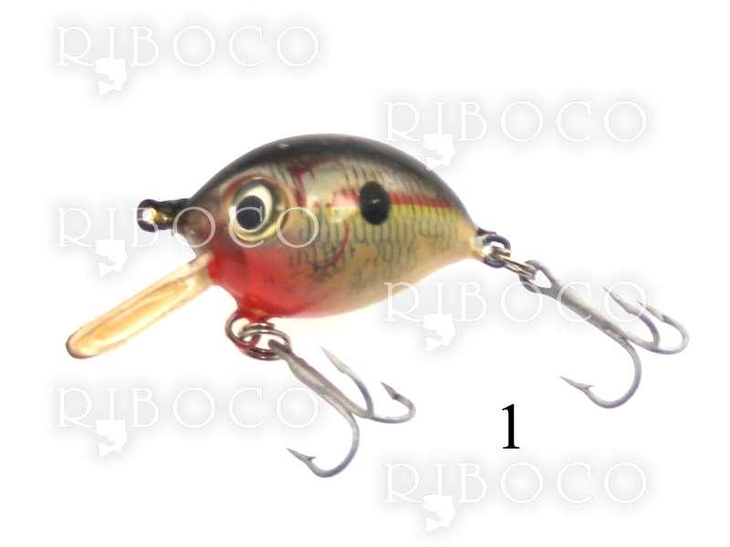 Риболовен воблер Kang Xin 3 cm плаващ
