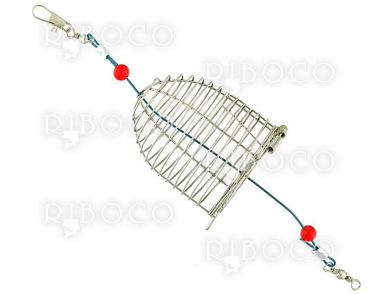 Риболовна хранилка с отваряем капак R6