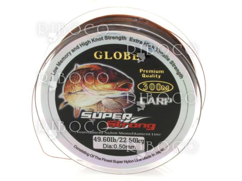 Риболовно влакно Globe Carp Super Strong