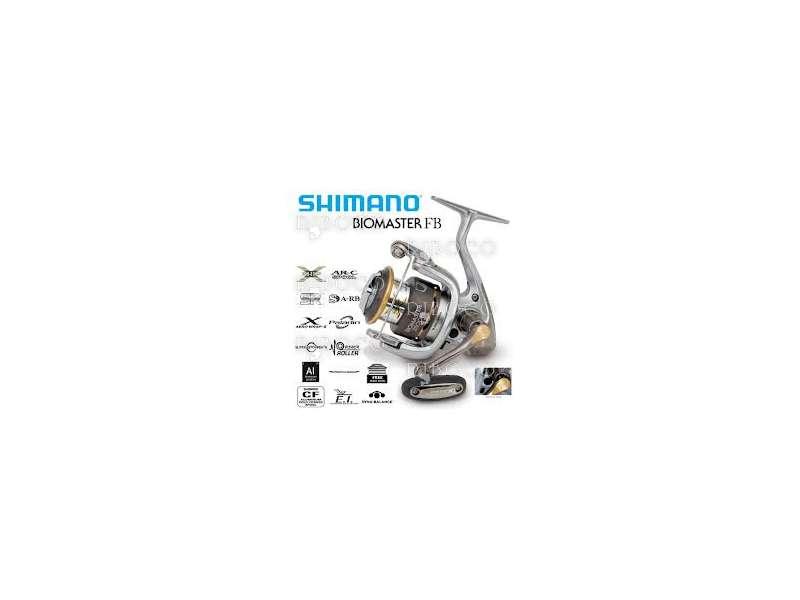 Риболовна макара Shimano BIOMASTER FB