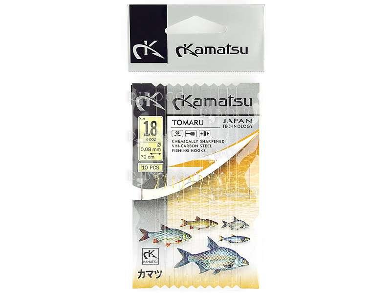Вързани куки Kamatsu TOMARU G