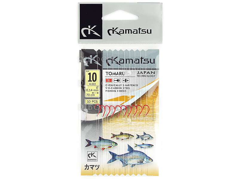 Риболовни куки Kamatsu TOMARU R