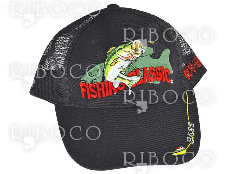 Шапка с козирка FISHING CLASSIC BASS