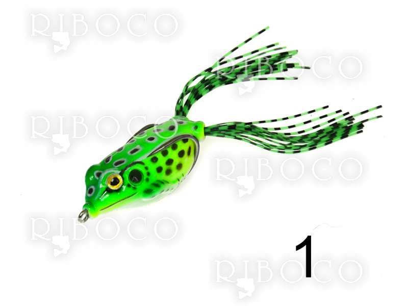 Silicon frog Osako