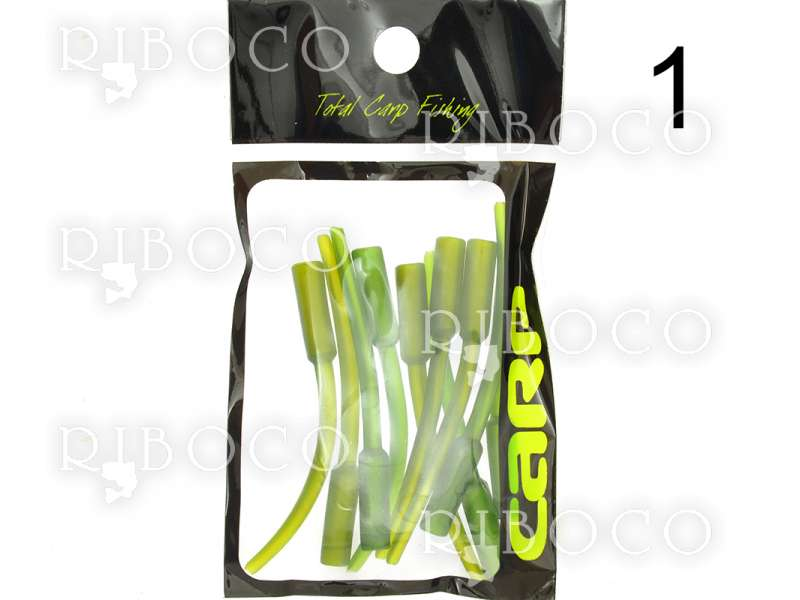 Силиконови опашки Osako CARP - 10 бр