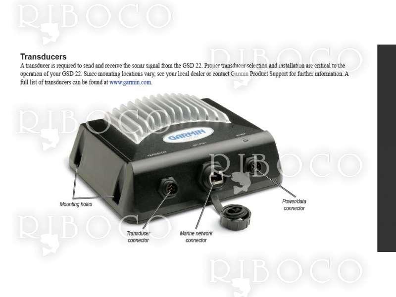 Дигитален сонарен модул Garmin GSD™ 22