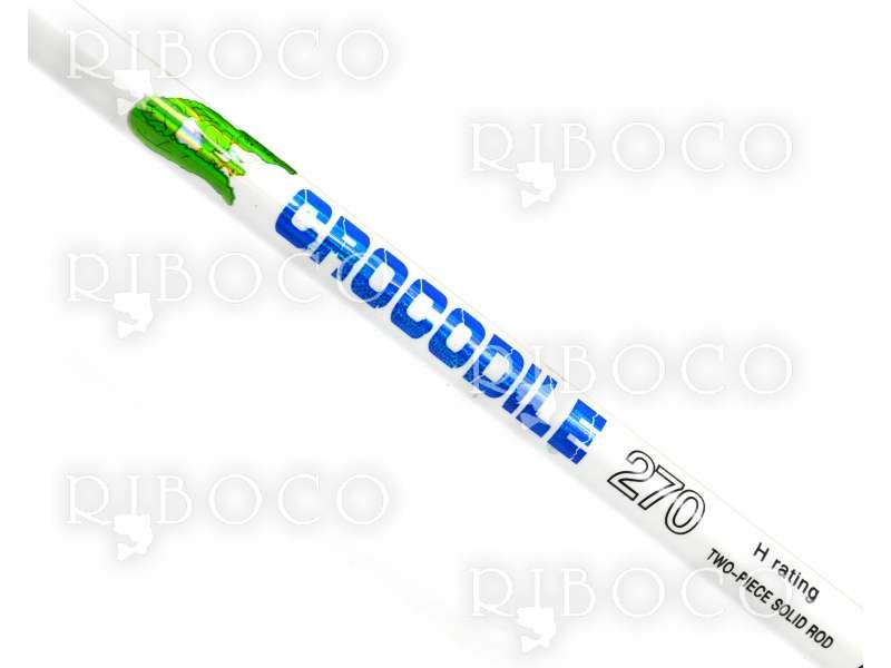 Стъклопластов плътен прът с резба Crocodile