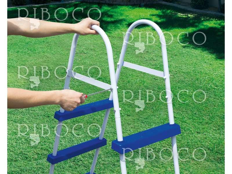 Стълба за басейн Bestway 58430 с дълбочина от 76 см до 84 см Pool Ladder