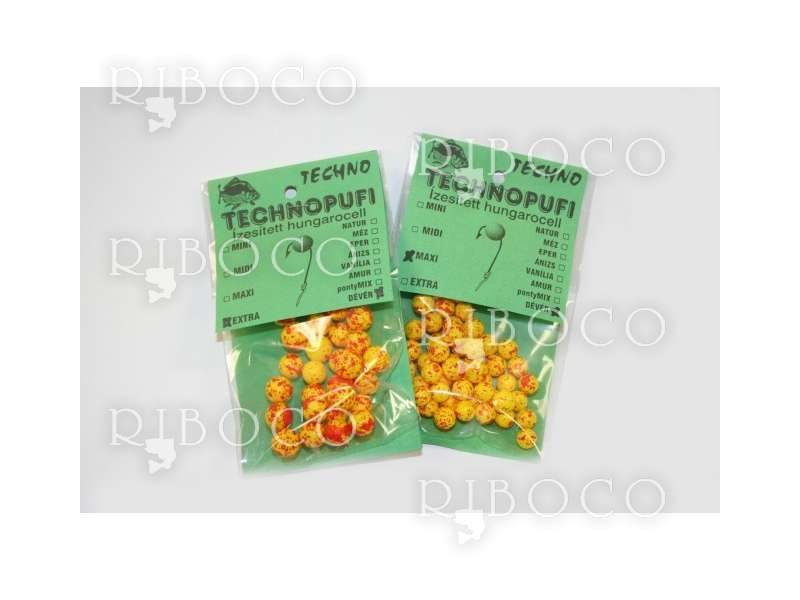 Стиропорени ароматизирани топчета  Techno