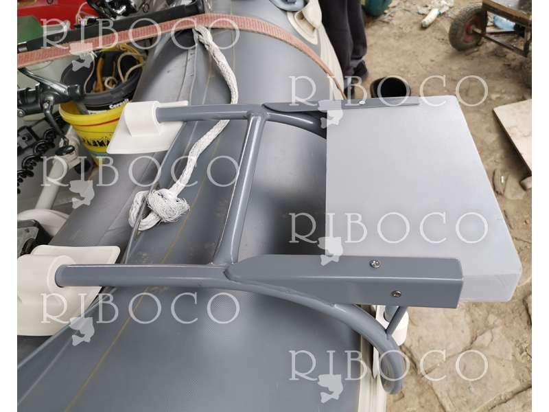 Стойка за монтаж на електрически двигател на носа на надуваема лодка