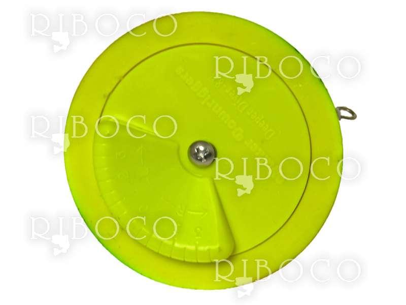 Уред за регулиране дълбочината на влачене Osako DEEPER DIVER 82 COLORFUL