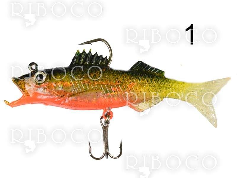 Туистер рибка пакет WYGF - 4 бр