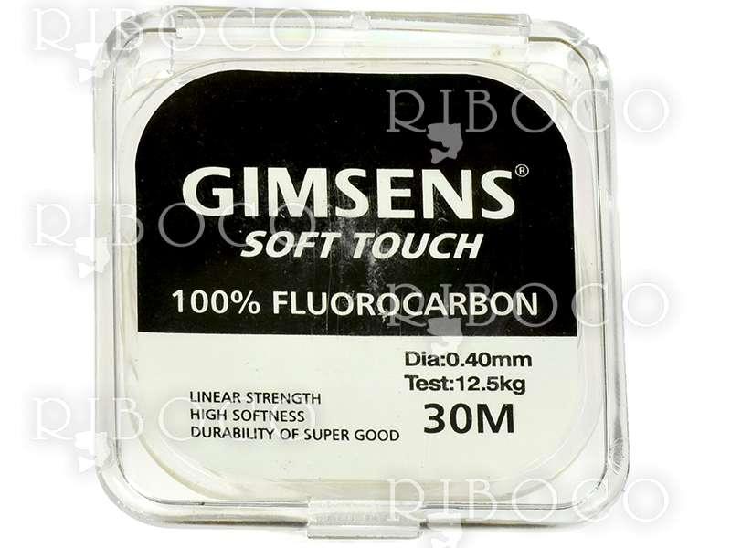Флуорокарбоново влакно Gimsens SOFT TOUCH FLUOROCARBON