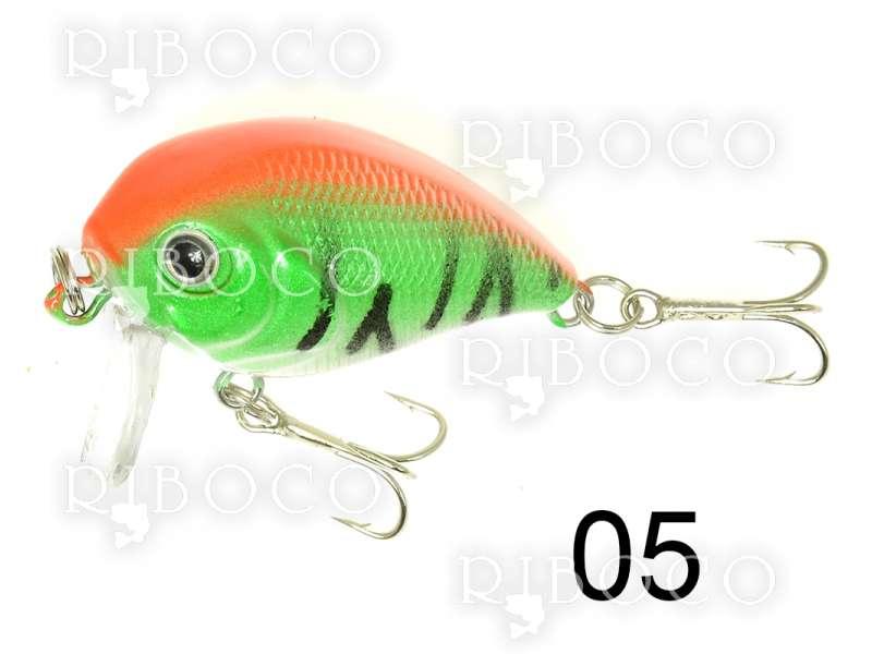 Воблер Osako L03 4 cm плаващ
