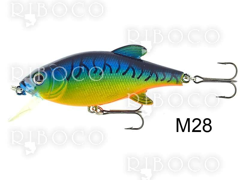 Воблер Globe - 8 cm плаващ