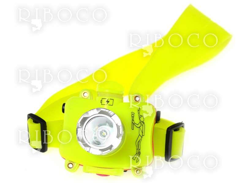 Водоустойчив LED челник със зарядно