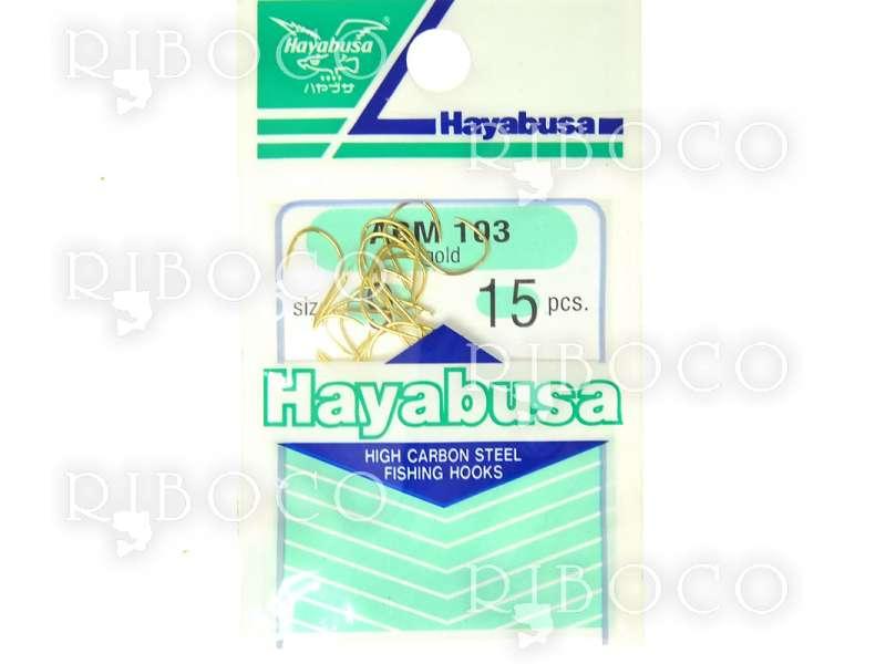 Куки за риболов Hayabusa ABM103 Gold