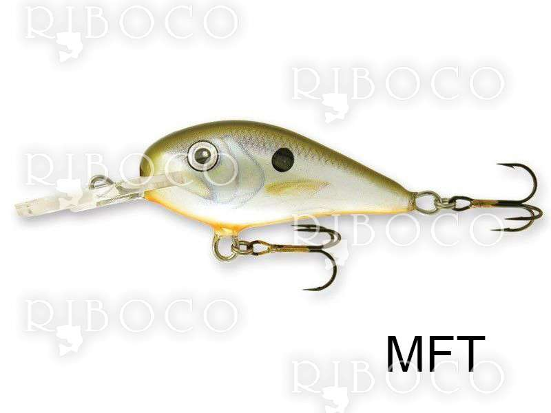 Sinking Fishing Wobbler Goldy G03 FIGHTER  - 5 cm