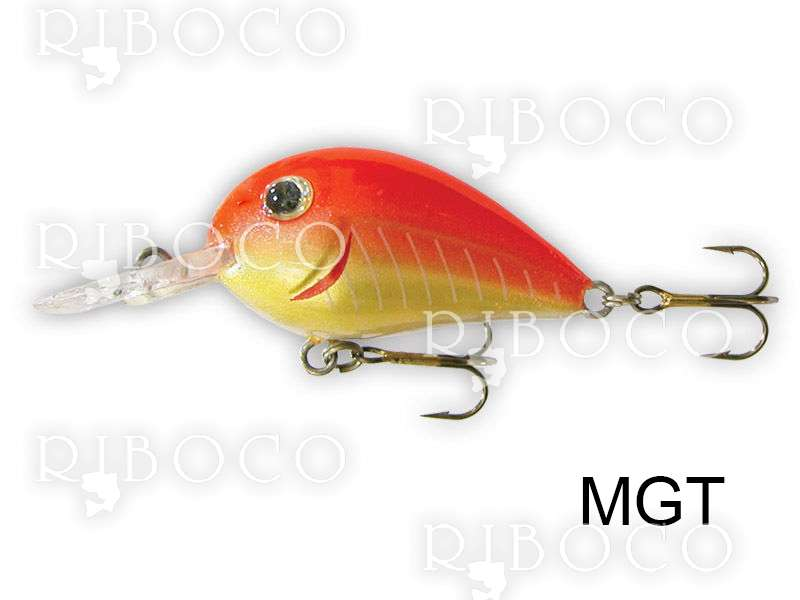 Floating Wobbler Goldy GB03 VIBRO MAX - 2.8 cm