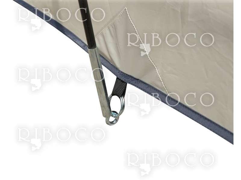 Тента - беседка за поставяне над басейн или джакузи Bestway 58460 390 cm x 390 cm x 255 cm