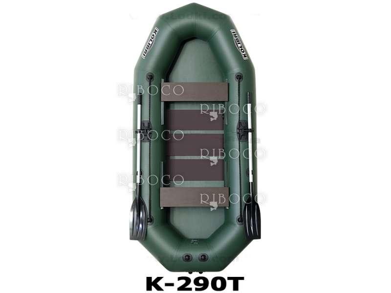 Надуваема гребна лодка Kolibri серия Professional - K-250T, K-250TL, K-270T, K-290T, K-290TL