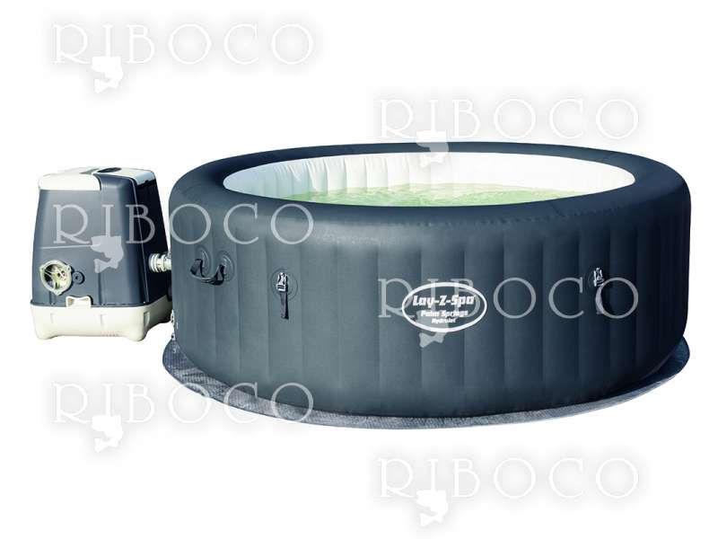 Bestway Lay-Z-Spa 54144 795L 6person(s) Round Grey outdoor hot tub & spa