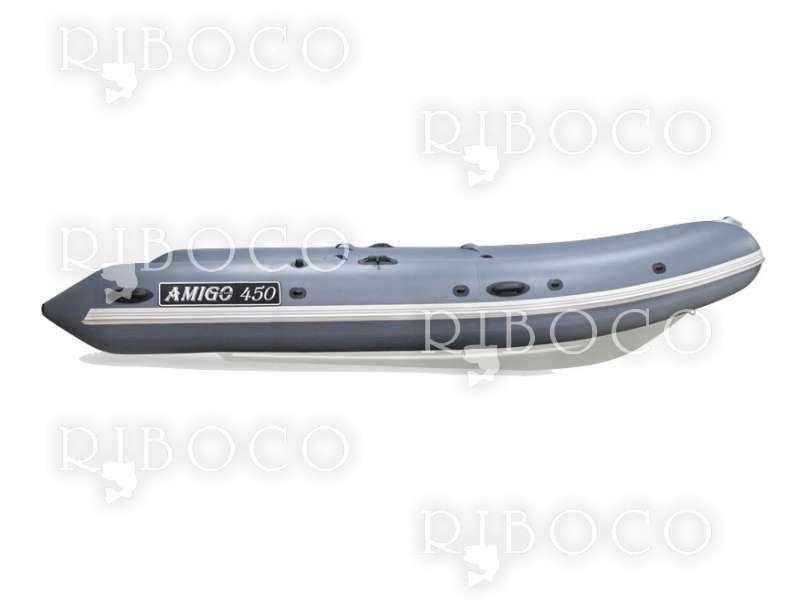 Лодка STORM RIB AMIGO 450