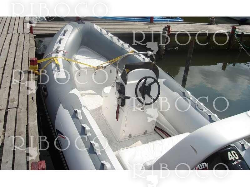 Лодка Line Winder RIB с двигател PARSUN 40 кс