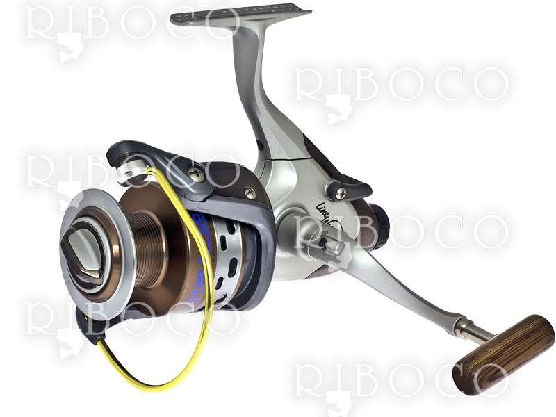 Fishing reel line winder star sa riboco for Fishing reel line winder