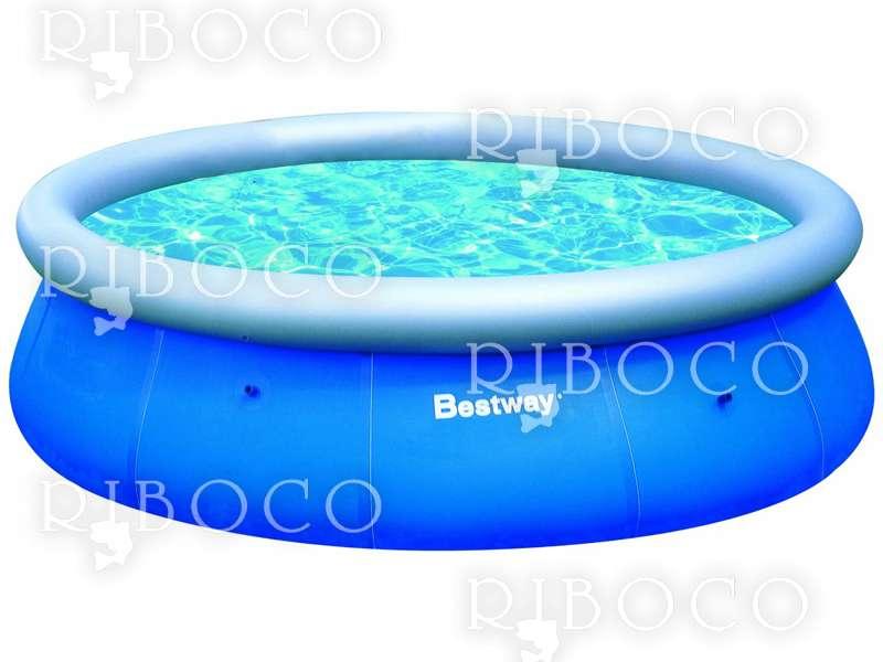 Inflatable pool bestway 57164 riboco for Pool en keeshonden show