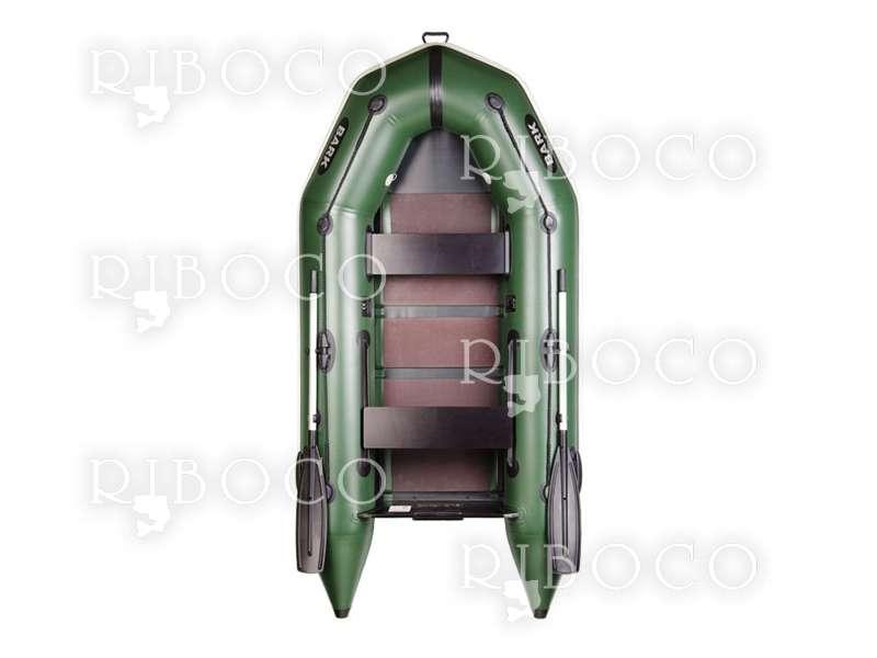 Надуваема лодка Bark BT-270 моторна двуместна