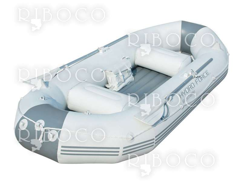 Inflatable Fishing Boat Bestway MARINE PRO HYDRO-FORCE™ 65044,65044N