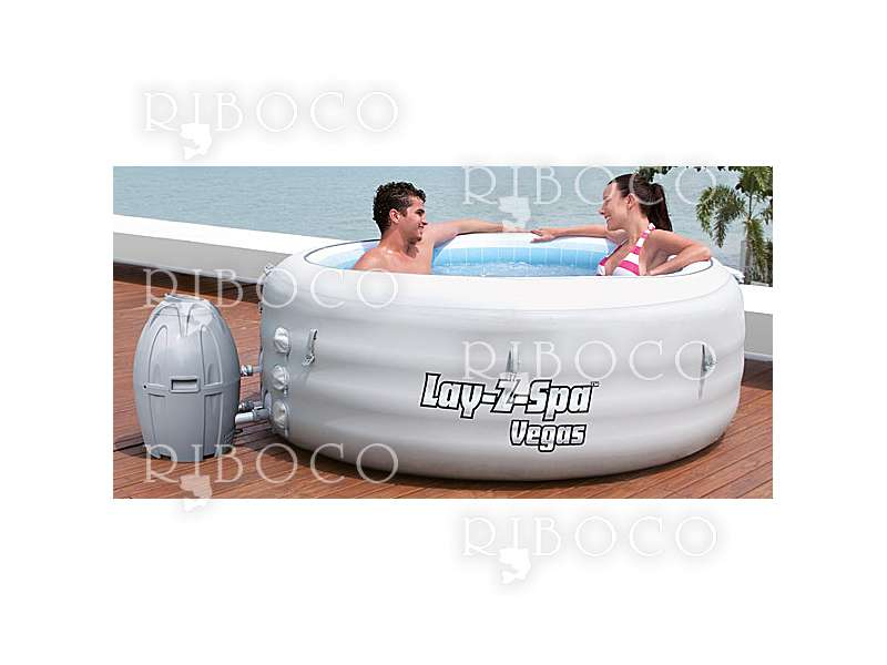 bestway 54112 lay z spa vegas inflatable. Black Bedroom Furniture Sets. Home Design Ideas