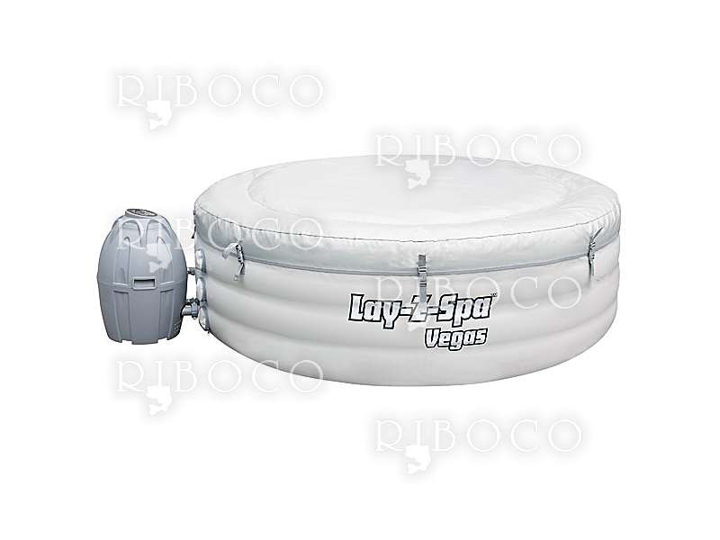 Надуваемо джакузи Bestway 54112 Lay-Z-Spa Vegas Inflatable Hot Tub 2014