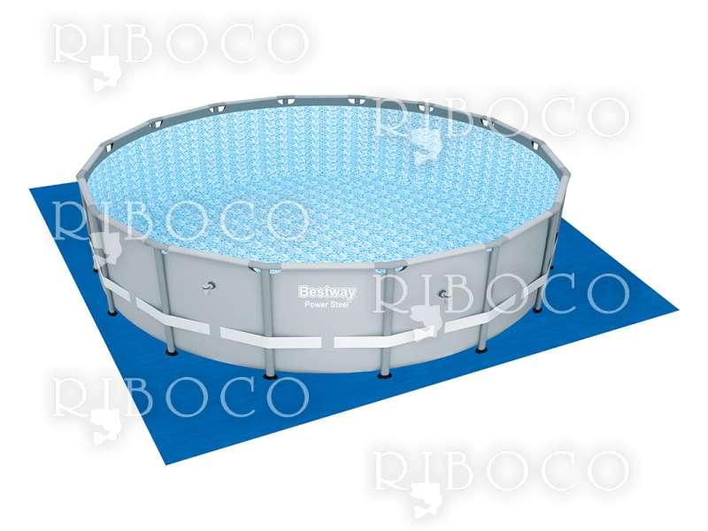 Постелка - подложка за лодки и басейни Bestway 58001, 58002, 58003, 58101, 58102, 58251, 58264