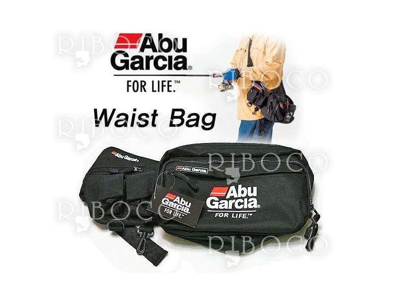 Backpack Abu Garcia to waist