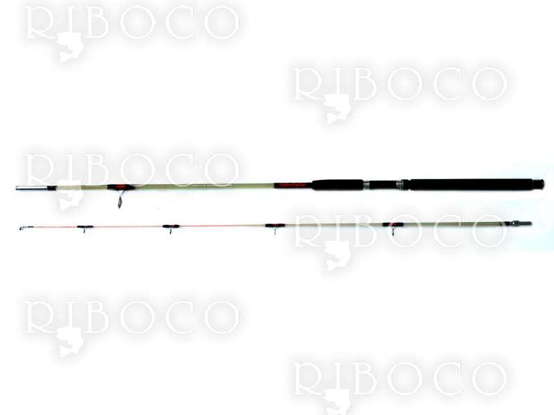 Риболовен прът Light Spot Solid Glass Fibre