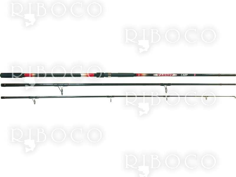 Carp fishing rod filstar target carp 3 sections riboco for Target fishing pole