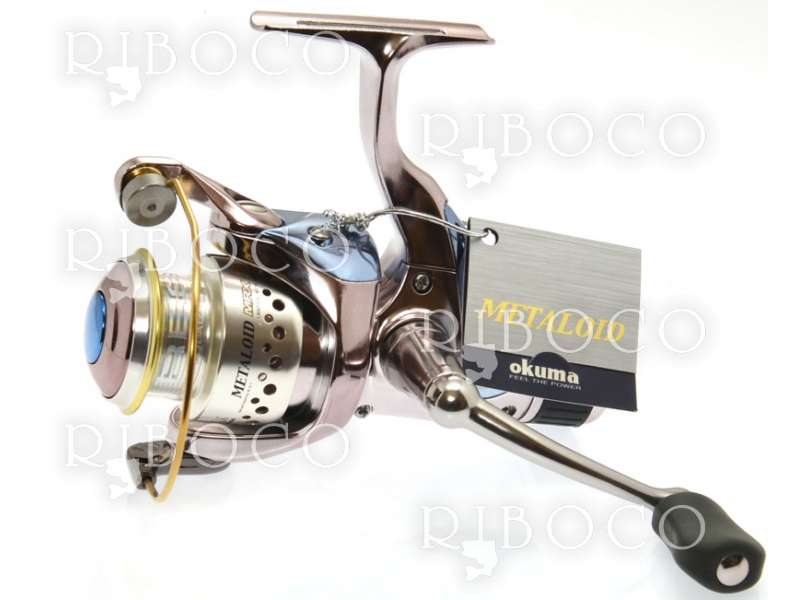 Spinning Fishing Reel Okuma METALOID MRX