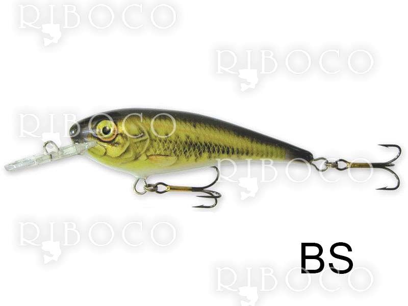 Floating Fishing Wobbler Goldy GM02-Troter 7 cm