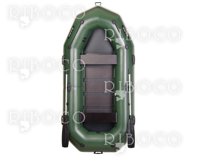 Inflatable boat Bark B-300P rowing-motor